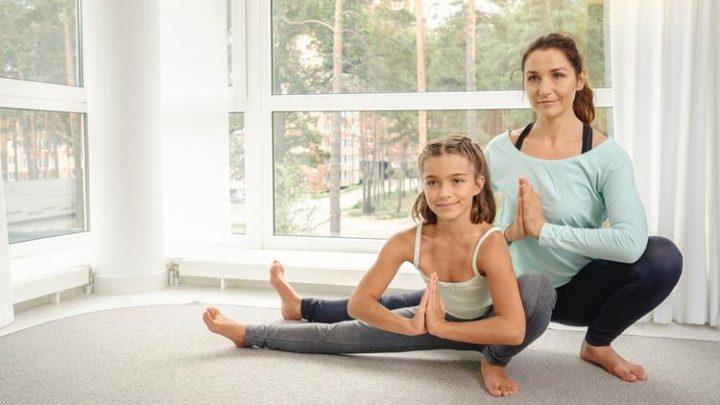 Физическое воспитание для семьи